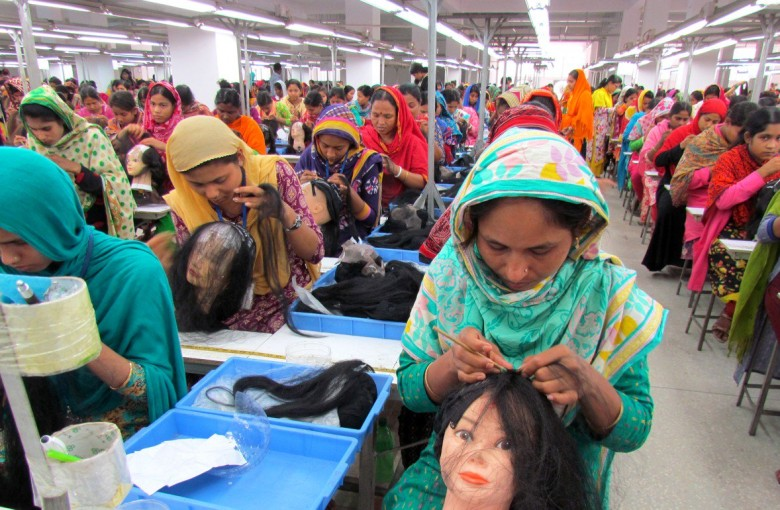 Your clothes are increasing made in this South Asian country instead of China