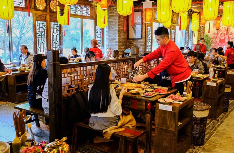 Top Chinese hotpot chain aims to win over New York