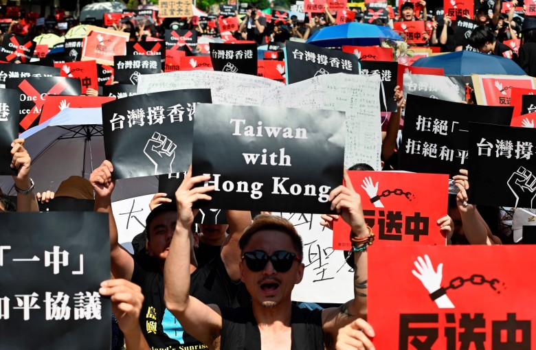 Inkstone answers: what do Hong Kong's protests mean for Taiwan?