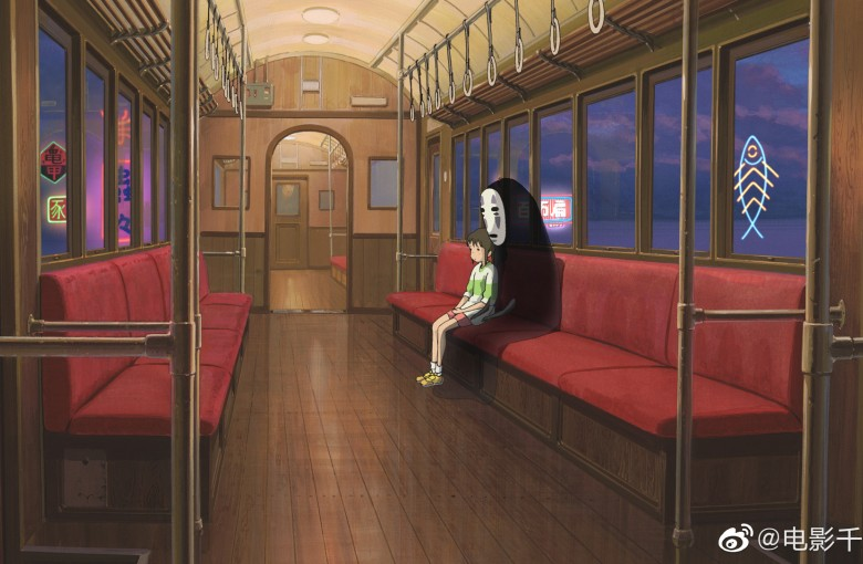 China finally gets to see Spirited Away, and loves it