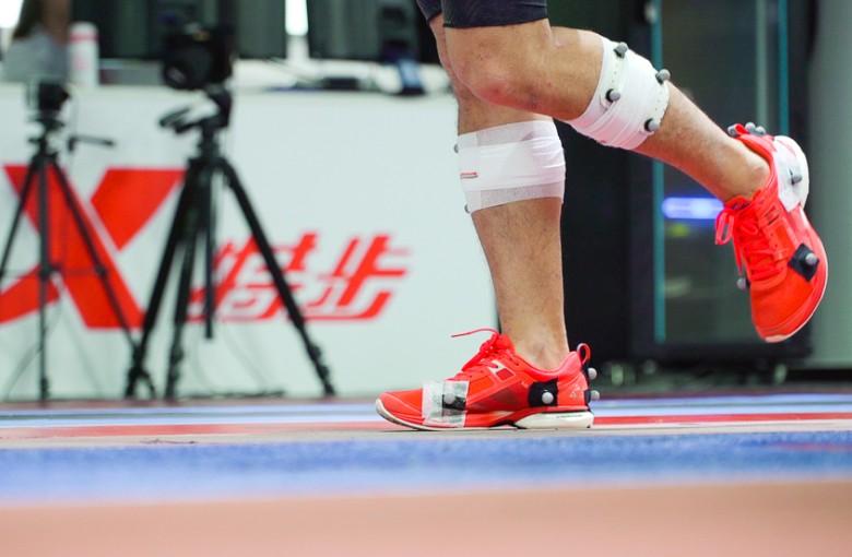 A look inside China's sports shoe capital