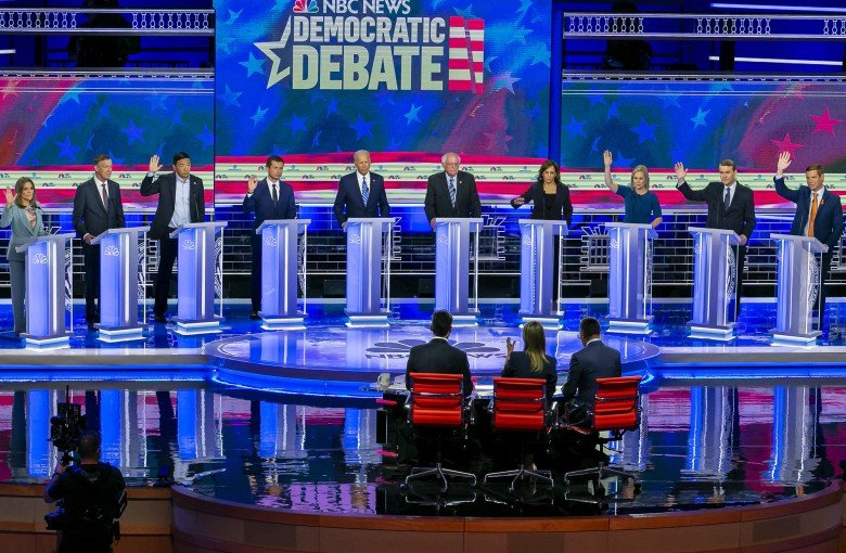 What Democratic presidential hopefuls are saying about China