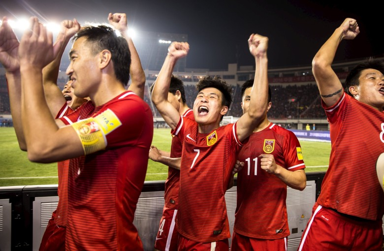 Can China win the World Cup with a handful of naturalized players?
