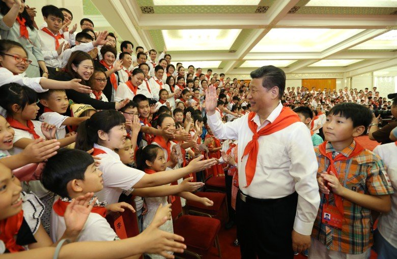 China tells schools to step up patriotic education