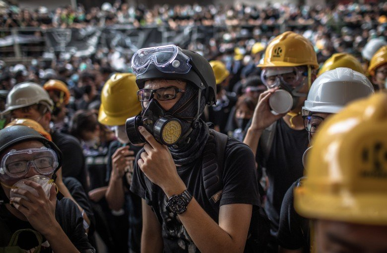Why are Hong Kong youth angry?