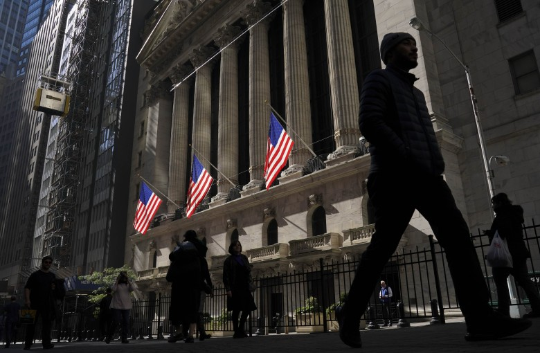 Is US-China decoupling playing out on Wall Street?