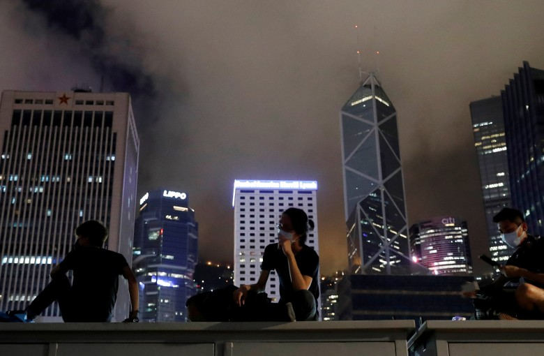 Why troops on Hong Kong streets are the 'last thing' Beijing wants to see