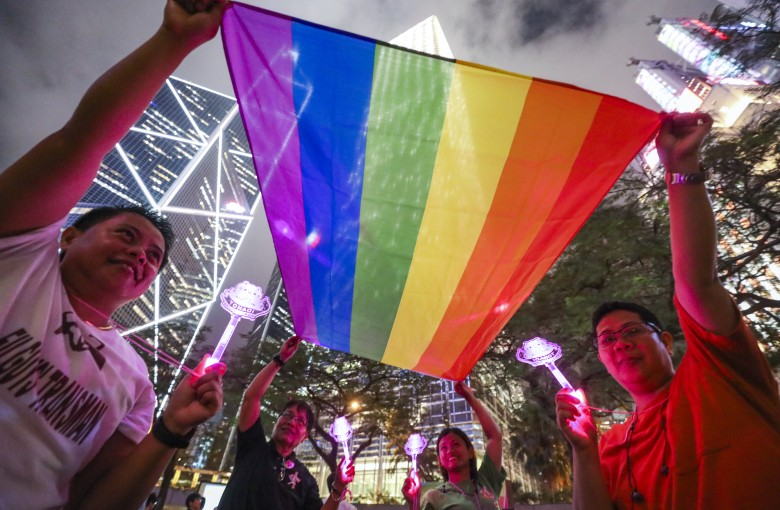 Married gay couples in Hong Kong now equal in the eyes of the taxman