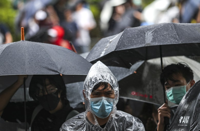 Voter registration spikes in Hong Kong amid protests