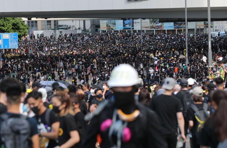 Hong Kong protests: dreaming, gaming and other euphemisms