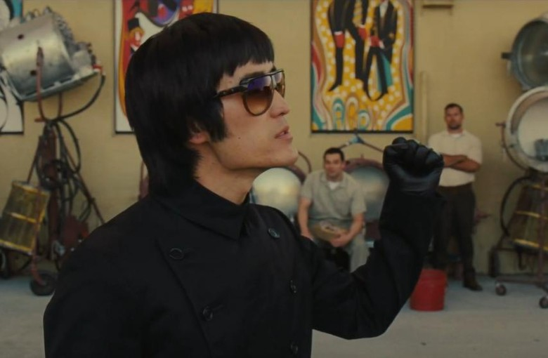Quentin Tarantino says Bruce Lee was 'kind of arrogant'