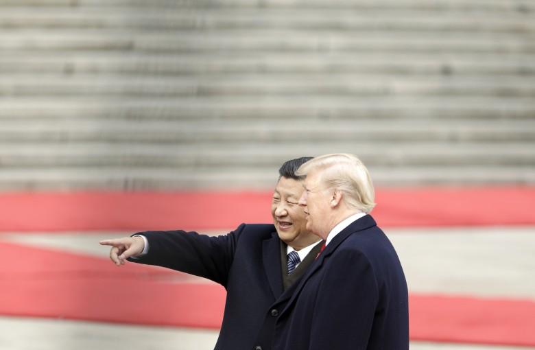 Trump urges China's president to meet Hong Kong protesters