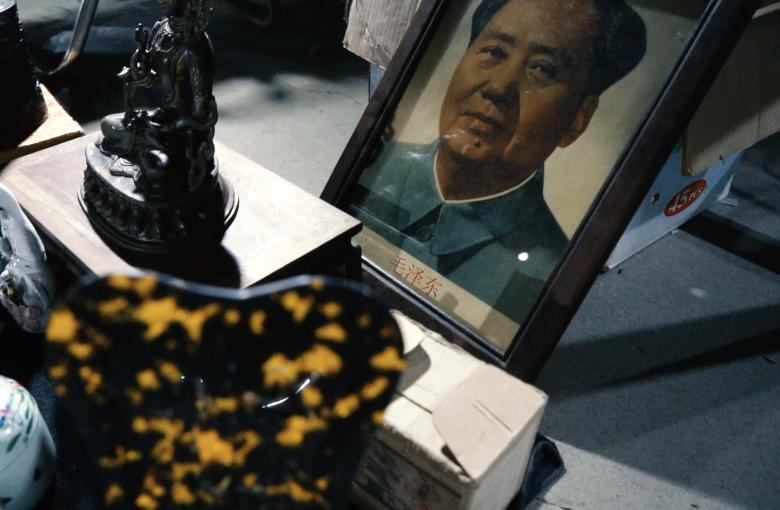 Beijing's last 'ghost market'
