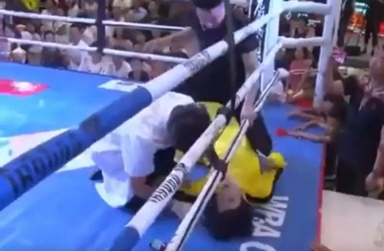 Another Chinese MMA fighter knocks out 'fake' kung fu master