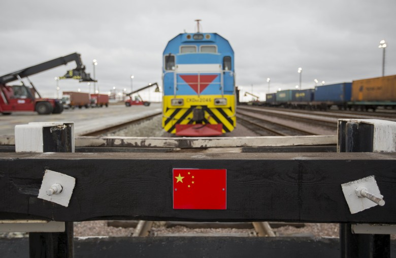 Why China sent empty cargo containers by railway to Europe