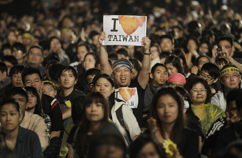 Hong Kong protests are a game changer – for Taiwan