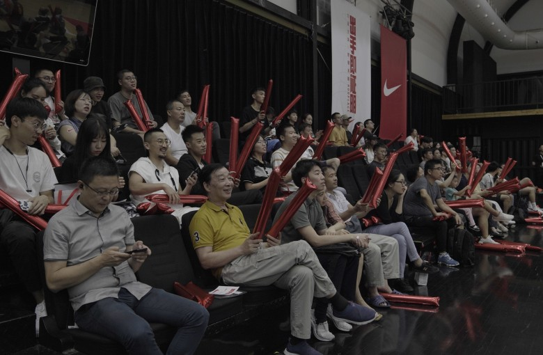 Basketball in China, through the eyes of a 40-year fan