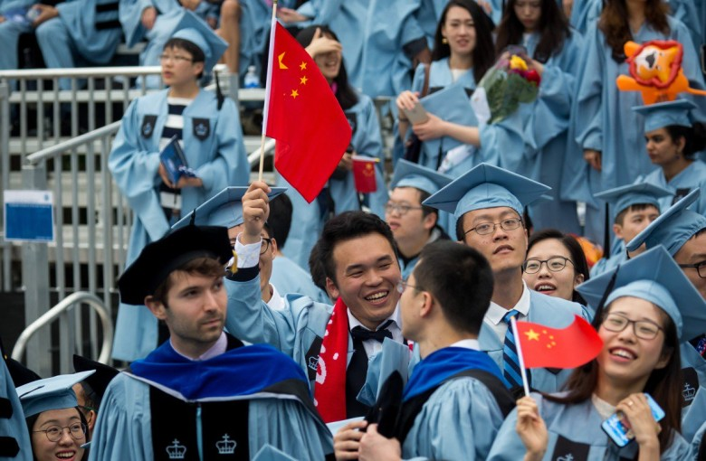 Why Chinese students in the US aren't fans of Hong Kong protesters