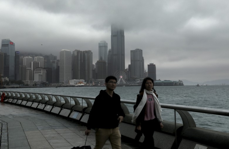 Hong Kong spent $1 million on PR blitz. It's not very effective