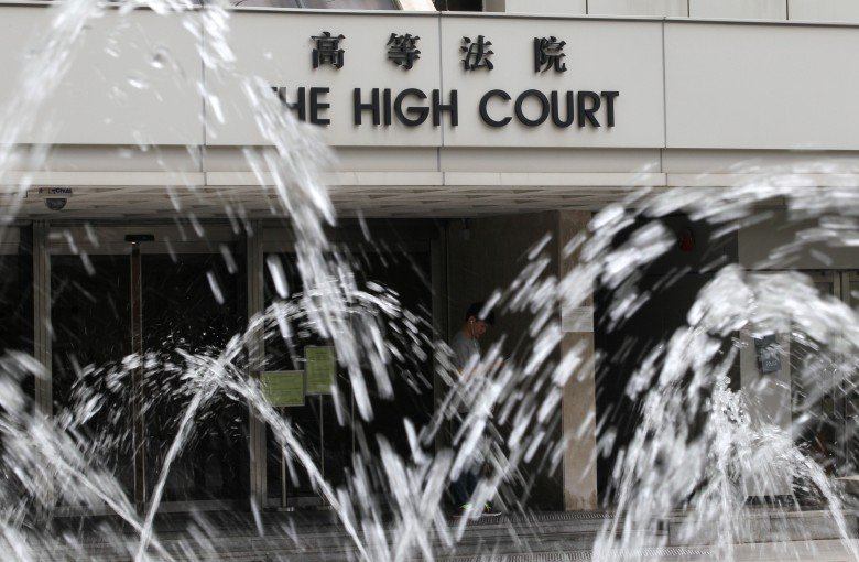 Hong Kong court calls for review of city's biased same-sex laws