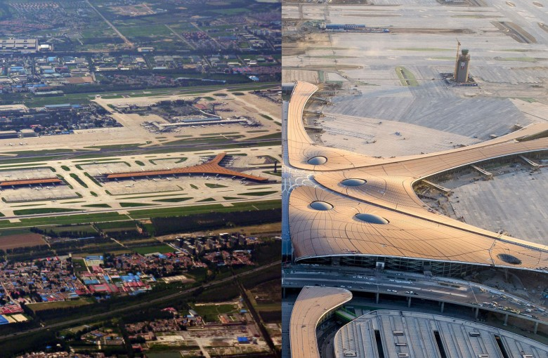 What you need to know about Beijing's shiny new airport