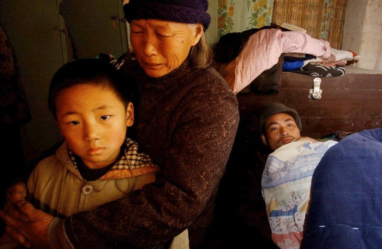 A hero of China's rural HIV crisis will be remembered forever