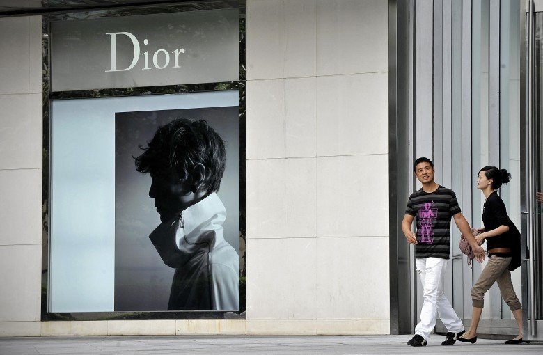 Dior apologizes for omitting Taiwan in China map