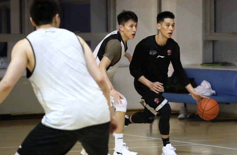 'It has been my dream': Jeremy Lin leads basketball team in China