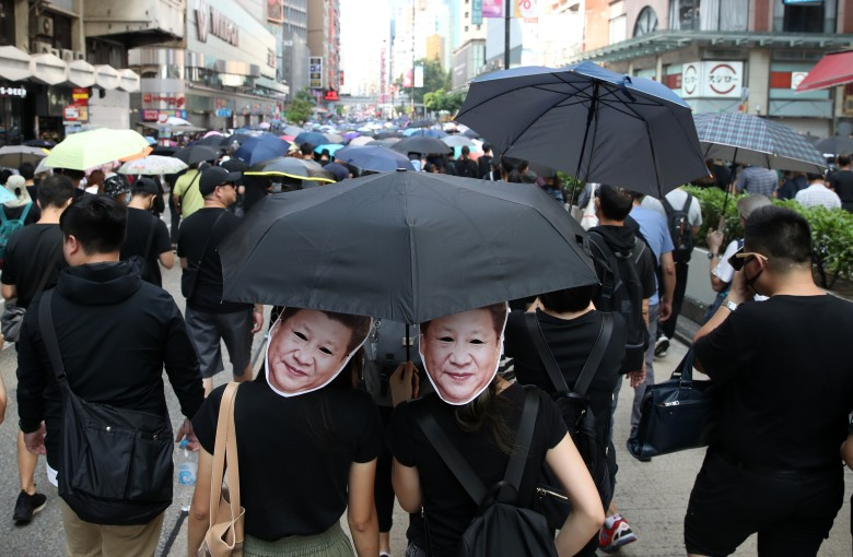 Who really wins if protest violence continues in Hong Kong