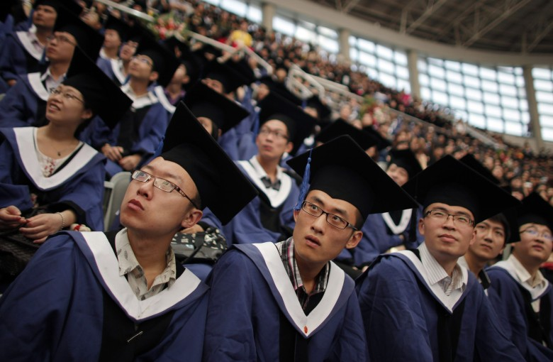 Chinese colleges want to fail more students (that's a good thing)