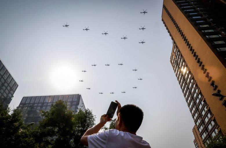 Fatal crash highlights Chinese air force's flaws