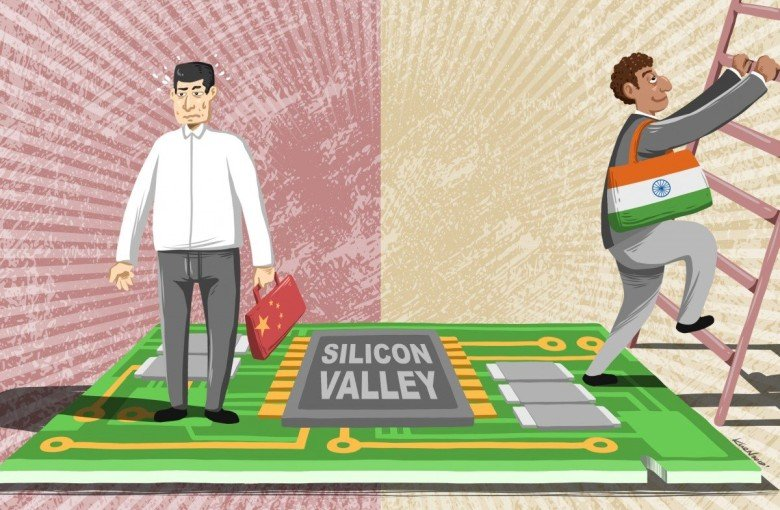 Why China's tech workforce can't gain traction in Silicon Valley