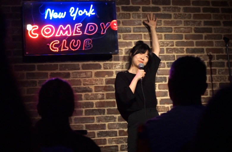 Norah Yang: introducing stand-up comedy to China