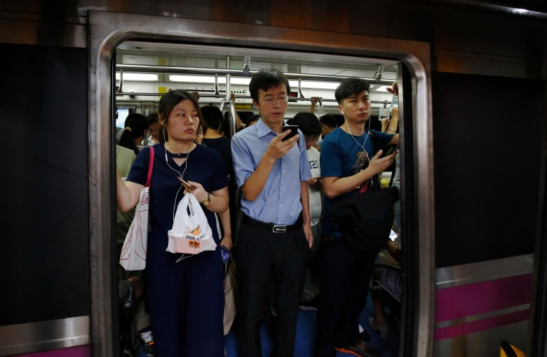 Beijing subway plans to 'sort passengers' with facial scan