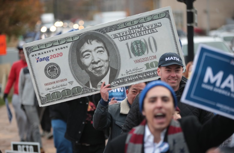 Why Andrew Yang's name sounds weird to Chinese speakers
