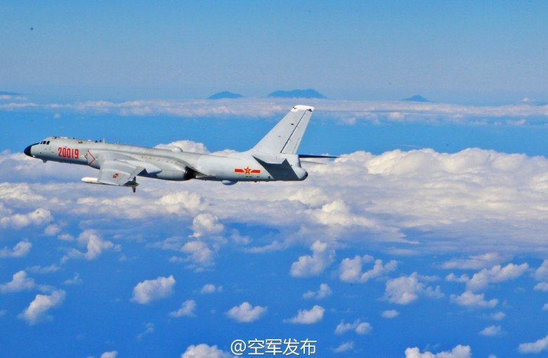 China's new supersonic arsenal could give bomber force greater reach