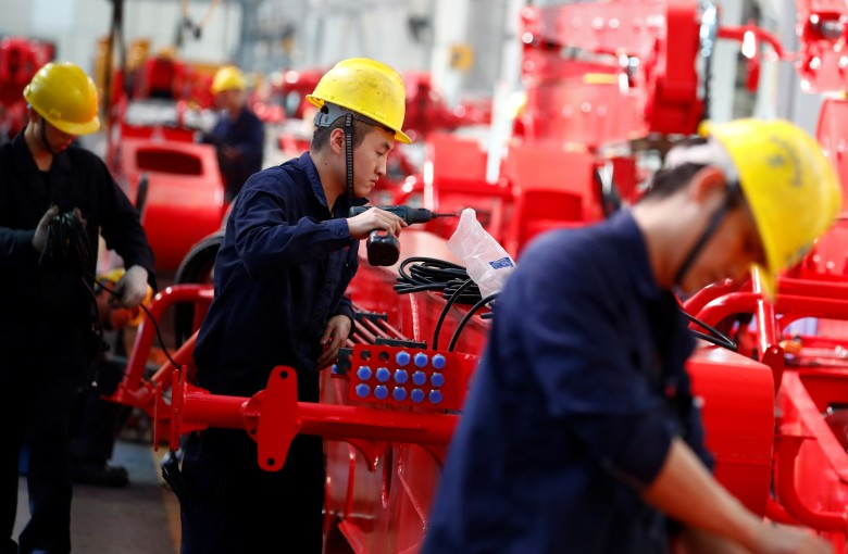 Chinese GDP growth to fall below 6% in 2020, says think tank