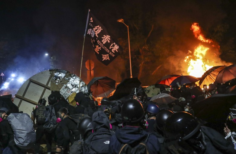 Hong Kong international students torn between staying or leaving