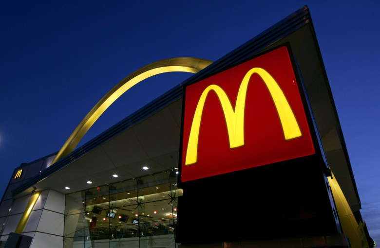 McDonald's outlet runs out of food as Hong Kong protests hit hard