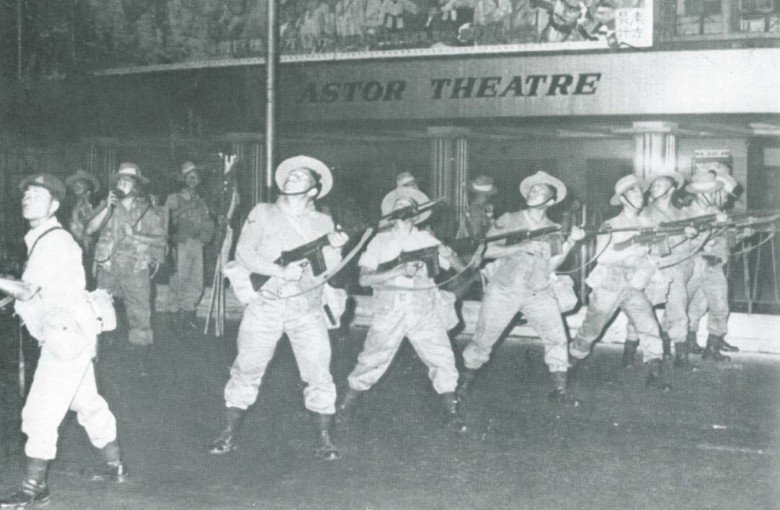 How Nepalese Gurkhas helped put down the 1960s riots in Hong Kong