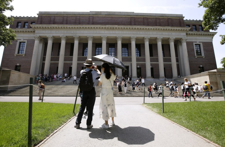 Why Chinese students keep coming to the US (for now)