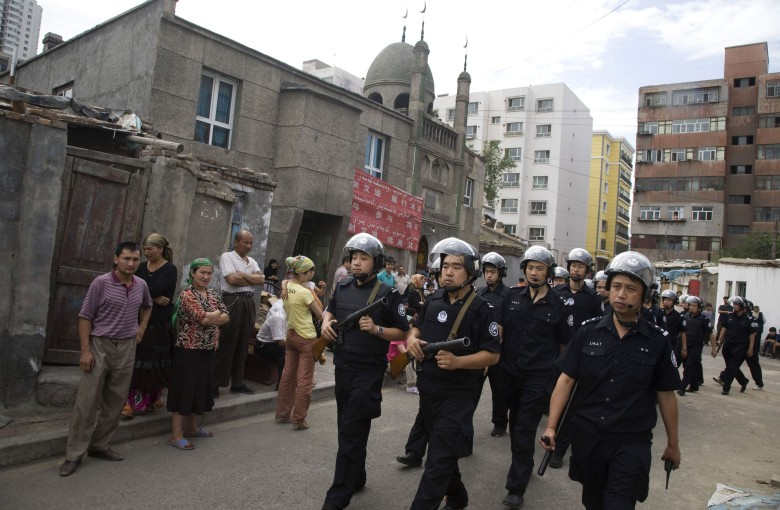 Report details workings of China's secretive Muslim detention camps