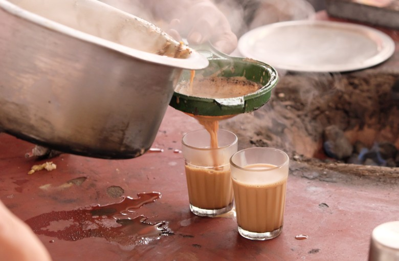 India, empire and China: the story of masala chai