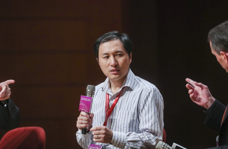 Where is the rogue Chinese scientist who gene-edited babies?