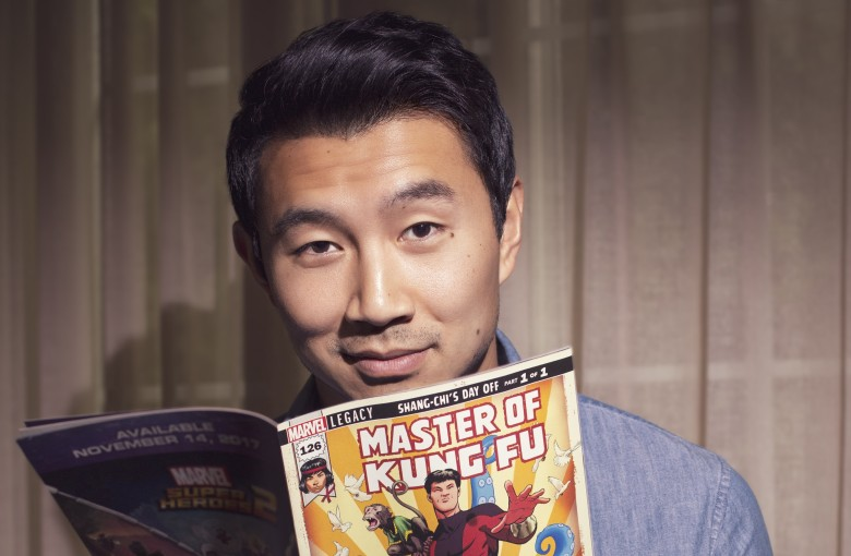 Simu Liu is 'changing the world' as Marvel's first Asian superhero