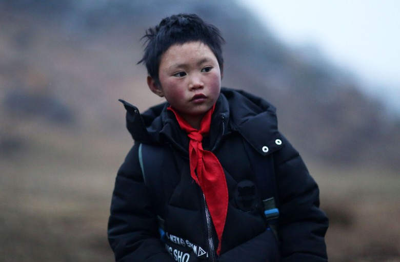 Father of China's 'Ice Boy' says the family is still struggling