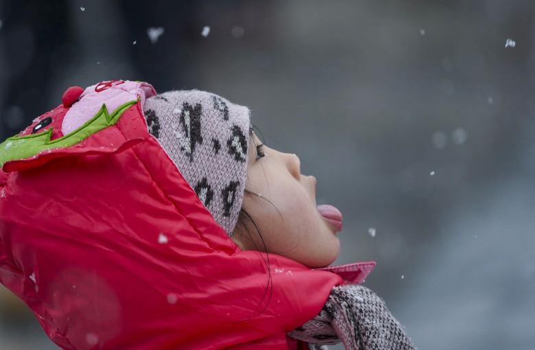 Take a tour of China's beautiful winter scenery