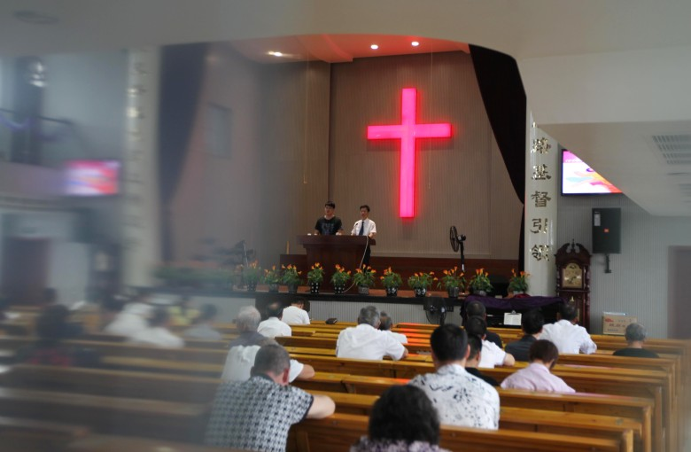 Prominent Chinese pastor sentenced to 9 years in prison