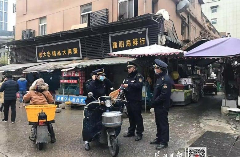 Virus behind Chinese city's pneumonia outbreak yet to be identified