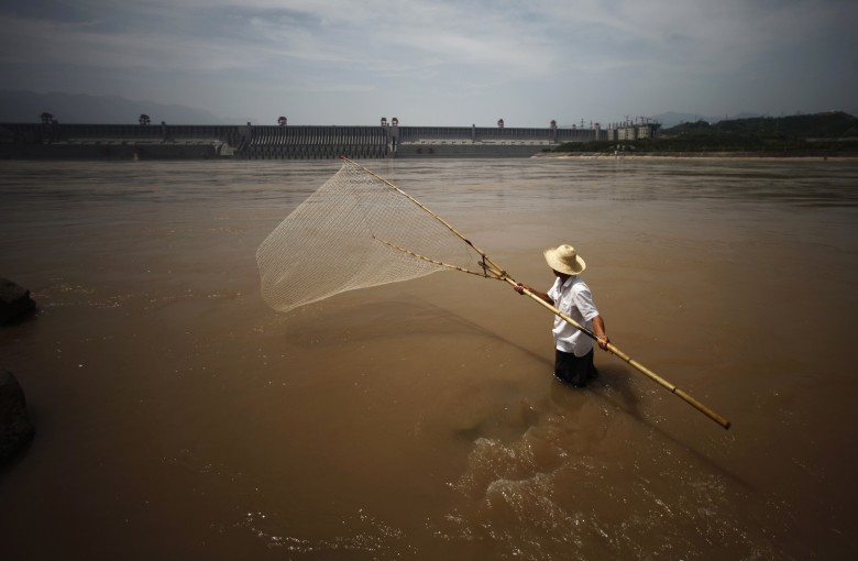 The depleted Yangtze, Asia's longest river, gets a 10-year fishing ban